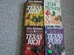 Fern Michaels,Series Texas,