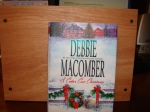 Christmas would't be the same with out a Debbie Macomber book
