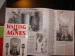 Waiting for Agnes by Joe Bullard