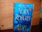 "Nora Roberts,Blue Dahlia  great book and series ""In the Garden"""